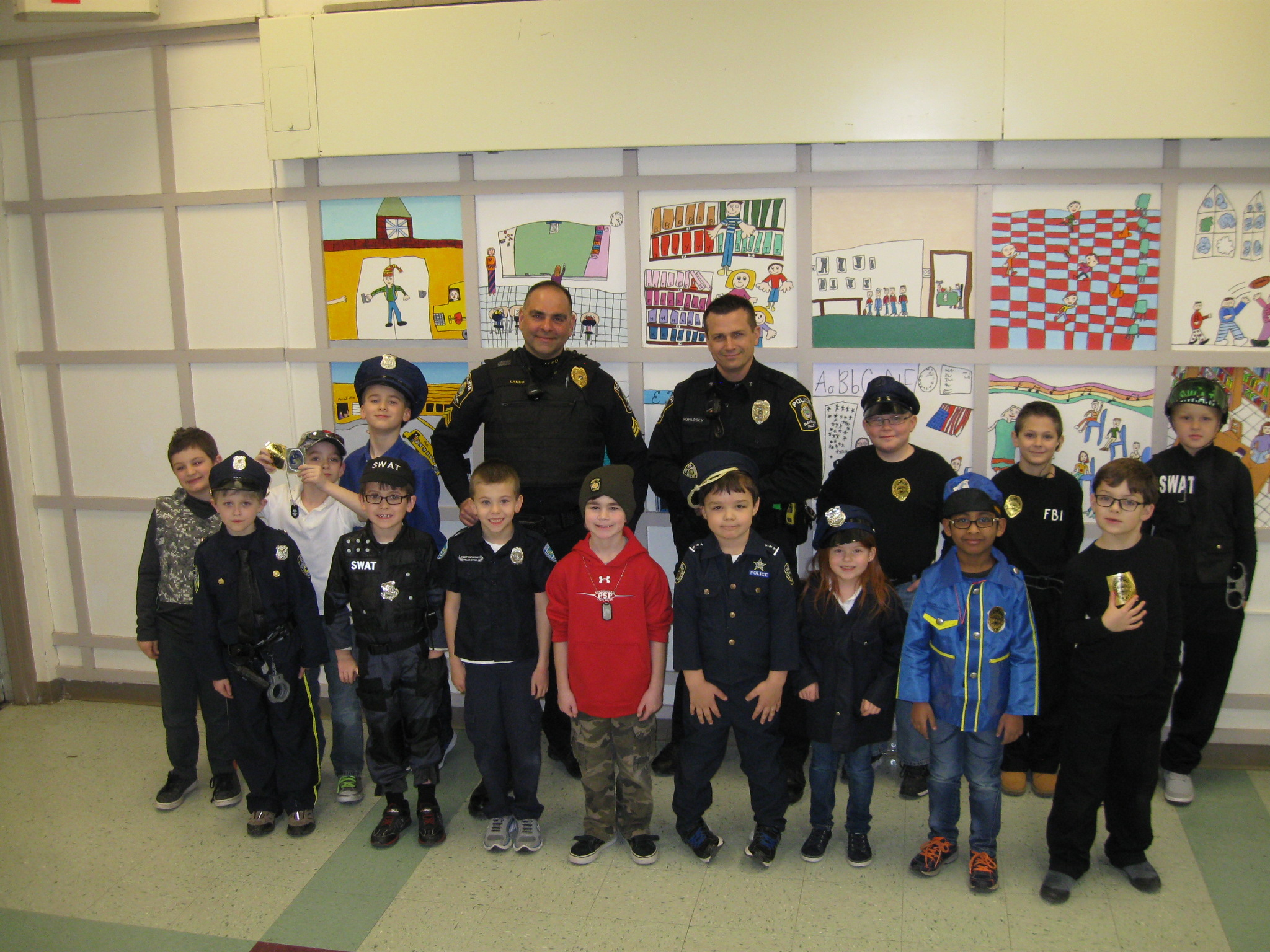 Elem dress for success 3-4-16 - police costumes